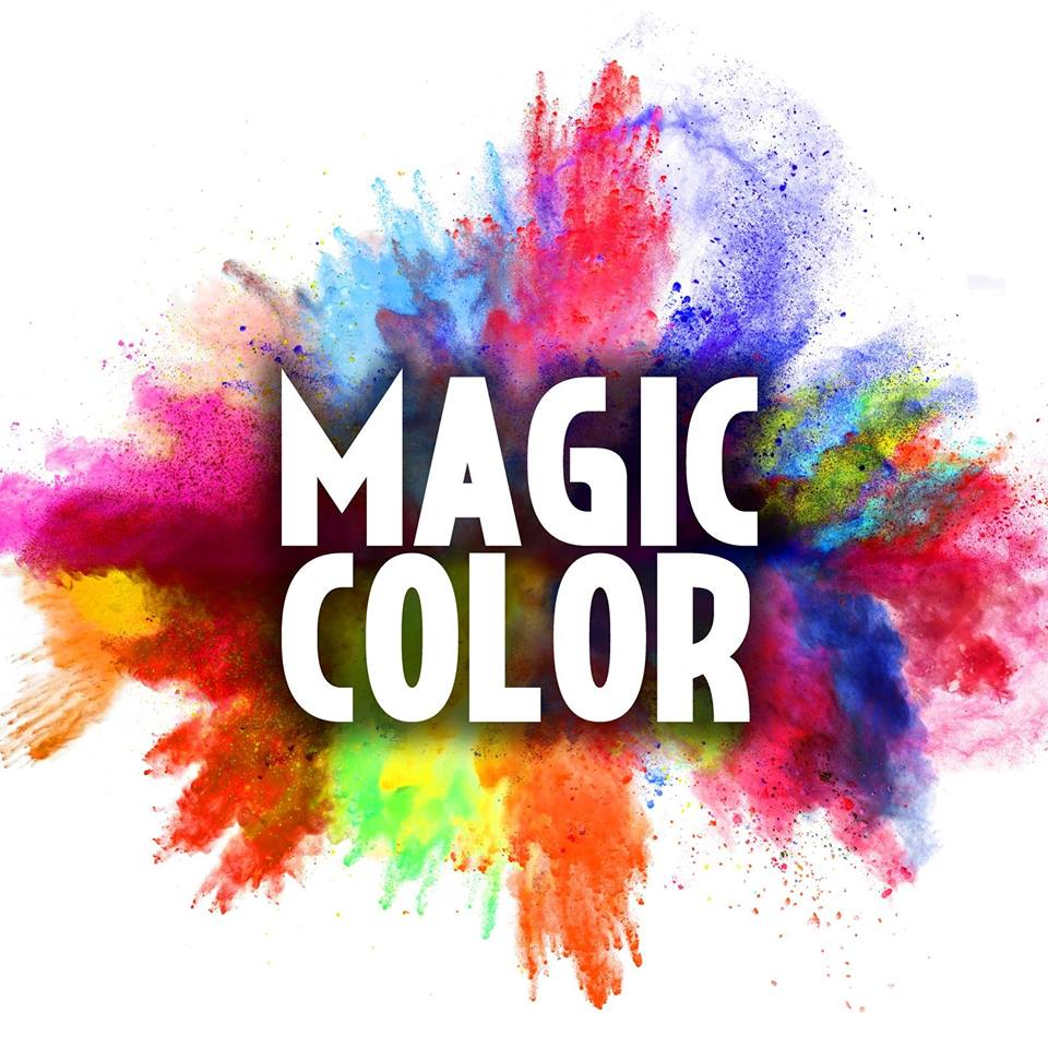 Magic colors Logo