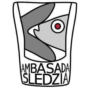 Ambasada Śledzia Logo